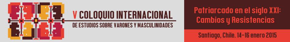 V Coloquio Internacional de Estudios sobre Varones y Masculinidades